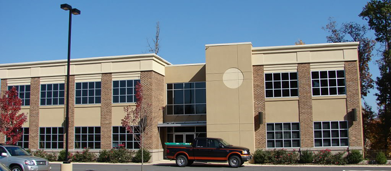 Commercial Window Film in Denver, North Carolina