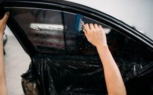 Vehicle Window Tinting