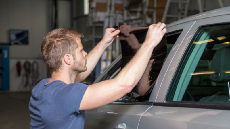 Car window tinting provides protection from harmful UV rays