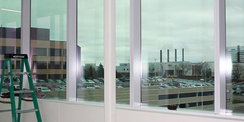 Commercial Window Film in Denver, North Carolina