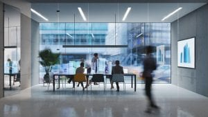 Protect Your Office with Office Privacy Film