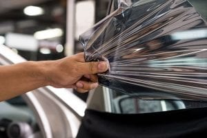 Ride in Style with Car Window Tinting